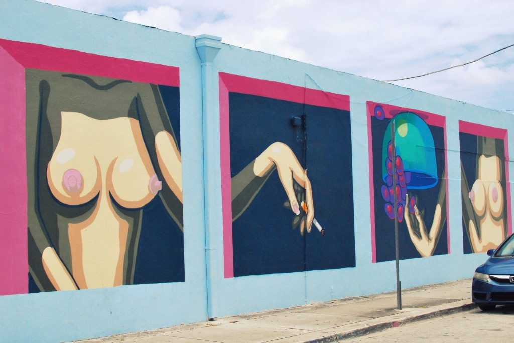 Photos du blog The DreamCatcheuse à Miami dans le quartier des artistes de Wynwood