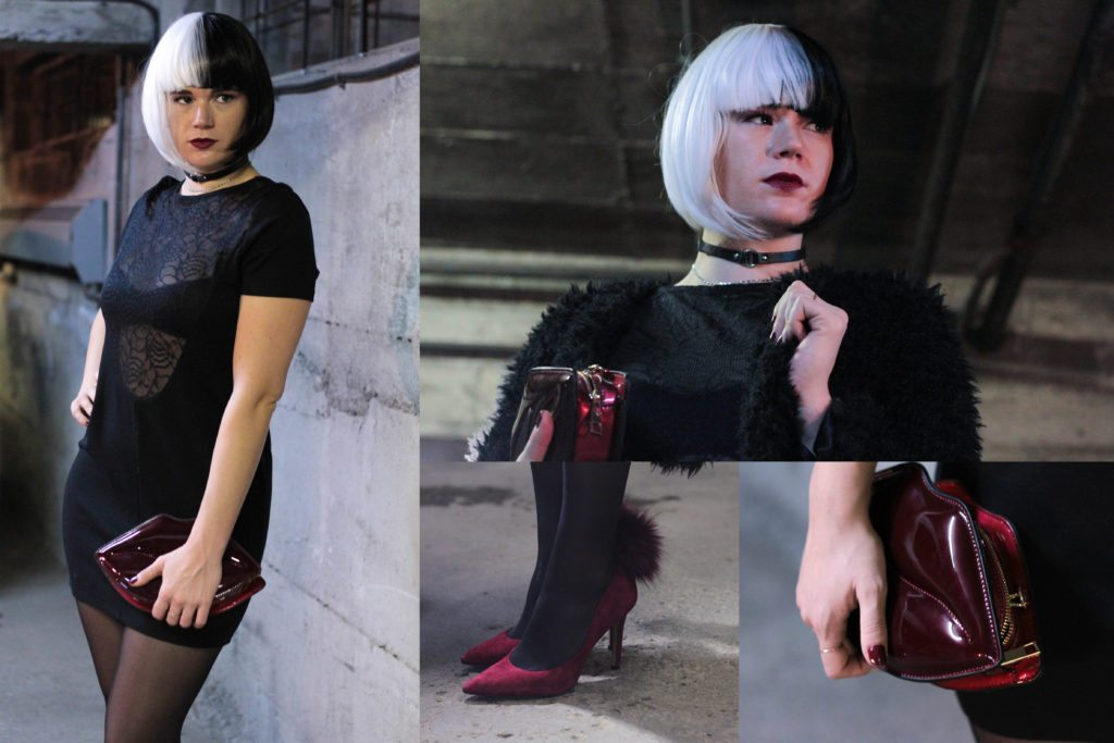 The DreamCatcheuse - Look Halloween en Cruella d'enfer