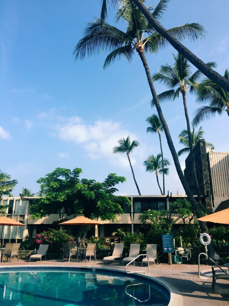 Hotel à Kona, Big Island, Hawaii