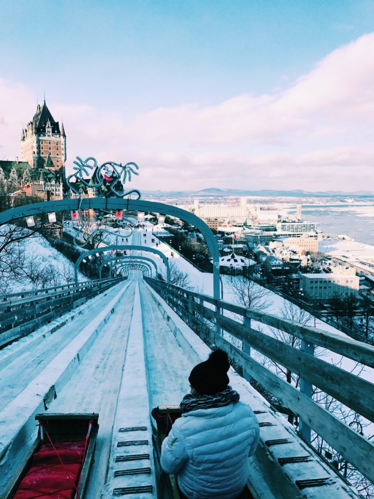 The dreamcatcheuse - fairmont chateau de Frontenac - Aldo saint Valentin