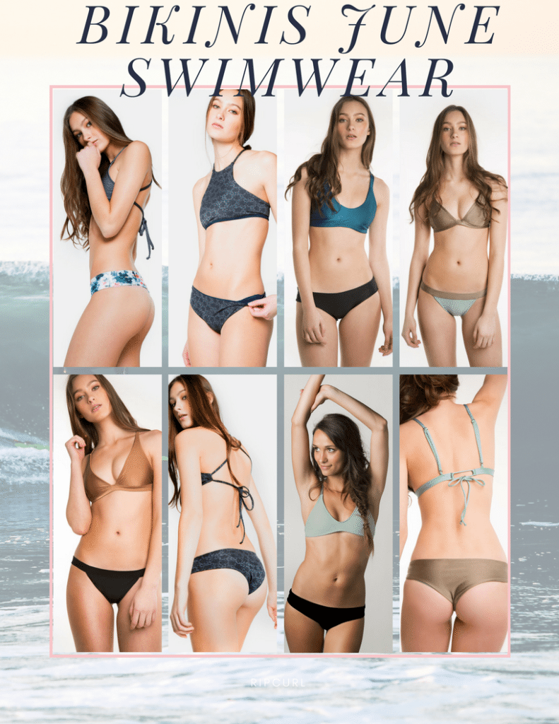 Ma sélection de maillots pour surfer - bikinis June Swimwear - The DreamCatcheuse