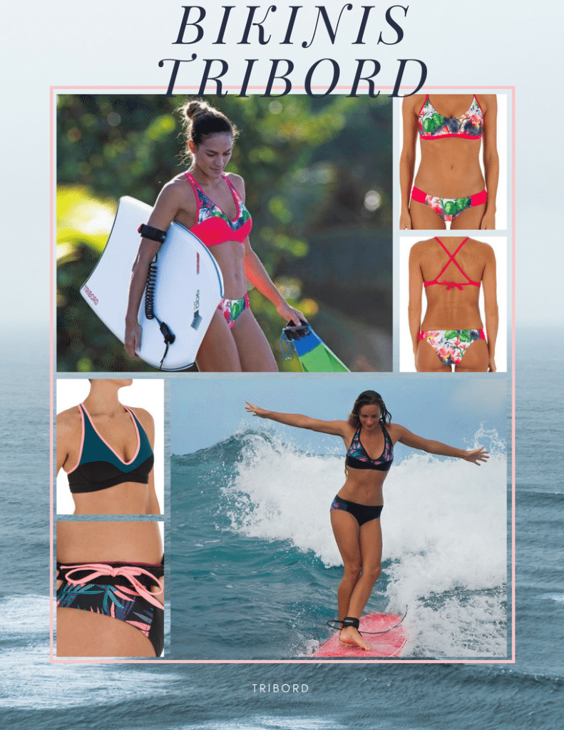 Ma sélection de maillots pour surfer - bikinis tribord - The DreamCatcheuse