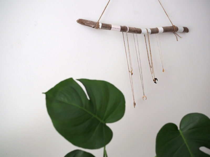 Porte bijoux en bois flotté - The Dreamcatcheuse