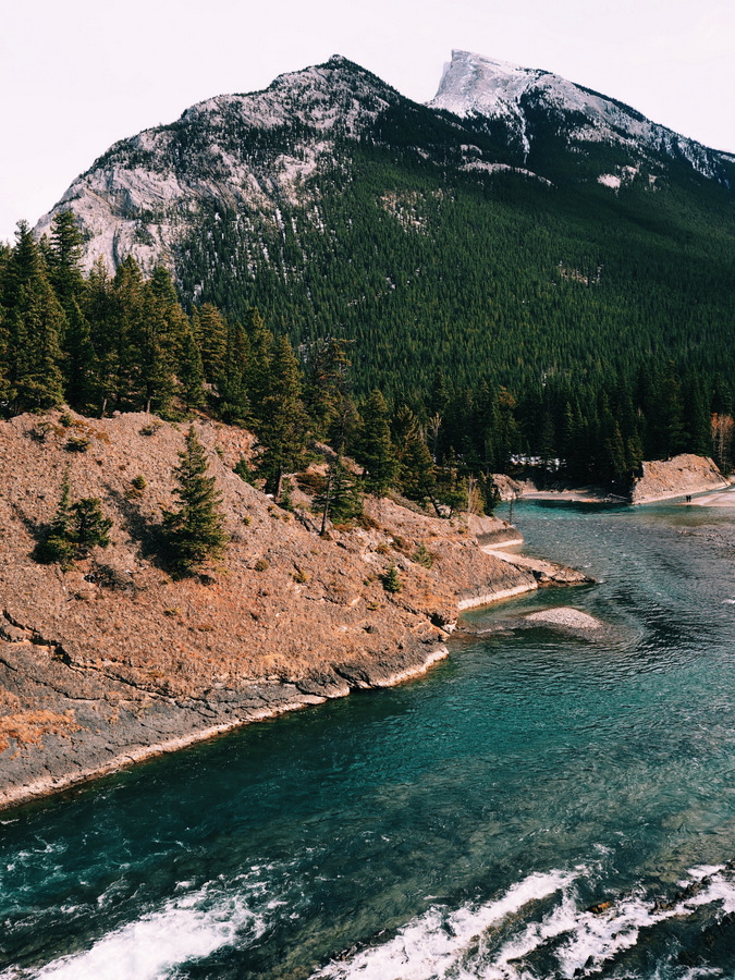 Exploring Banff, Alberta - The Dreamcatcheuse